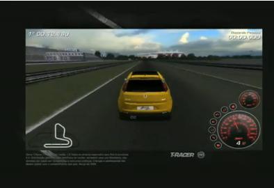 simulator screen